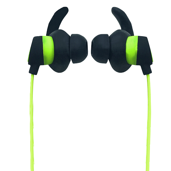 IG1821: Sports Bluetooth Earphone - Black/Lime - IG1821_1.png