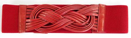 LOVEKNOT  BELT - RED M-L
