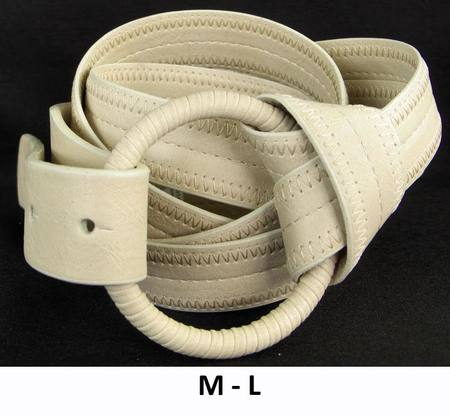 RING/WRAP - BELT  BEIGE M-L