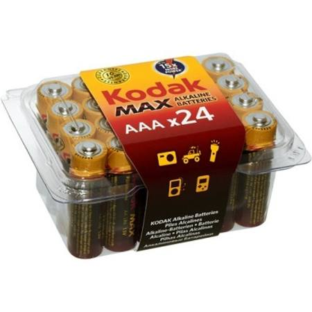 AAA ALKALINE KODAK TUB OF 24