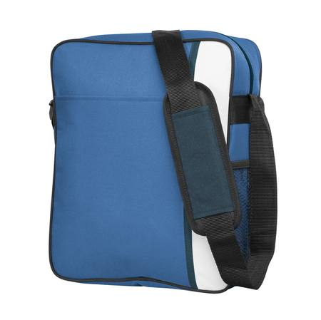 Spectrum Cooler Satchel Blue/White