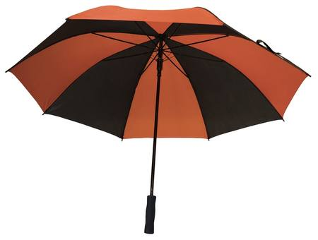 BLACK/RED EXTRA LARGE UMBRELLA