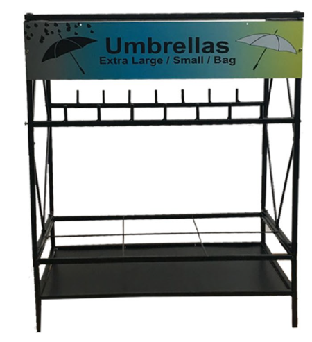 UMBRELLA STAND - KIT SET
