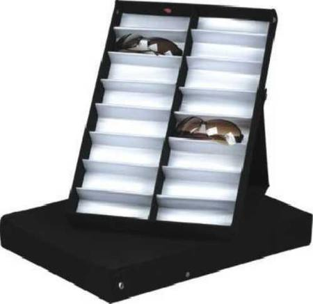 SUNGLASSES DISPLAY 16 PIECE