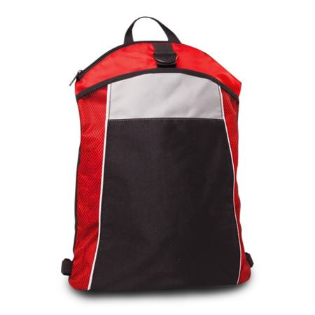 GFC Backpack Red/Grey
