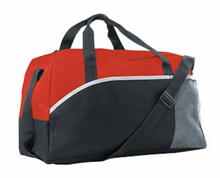 GFC Duffle Red/Grey