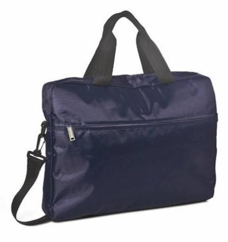 Graphite Laptop Satchel Navy
