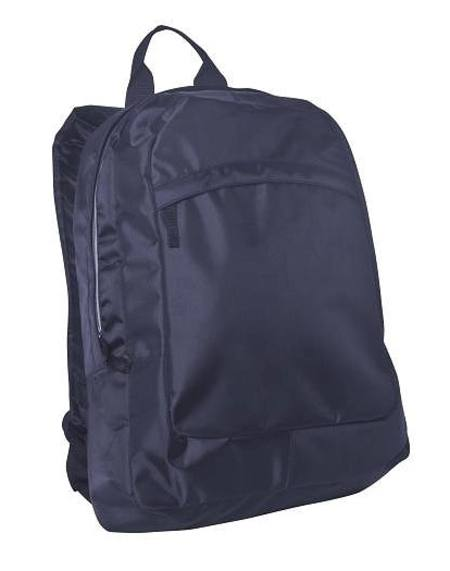 Graphite Laptop Backpack Navy