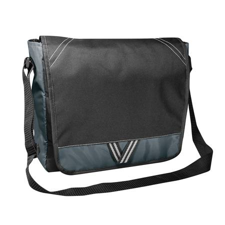 Conference Messenger  Satchel Bag Black