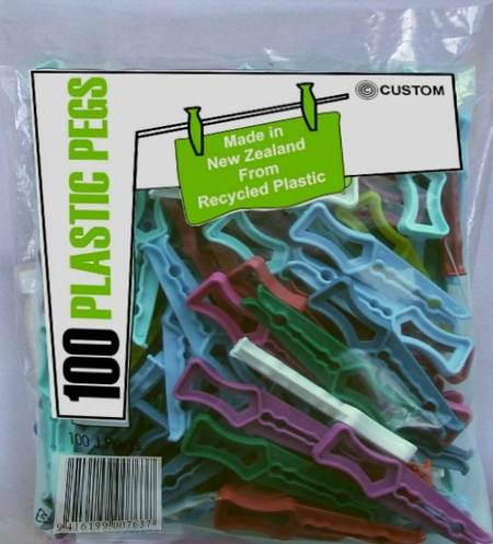 PEGS - BAG OF 100 PEGS