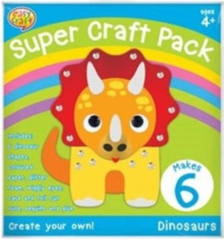 Super Craft Kit 6pk - 4 Assorted Styles