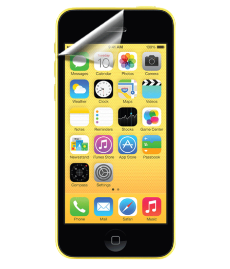 SCREEN PROTECTOR - iPhone 5C