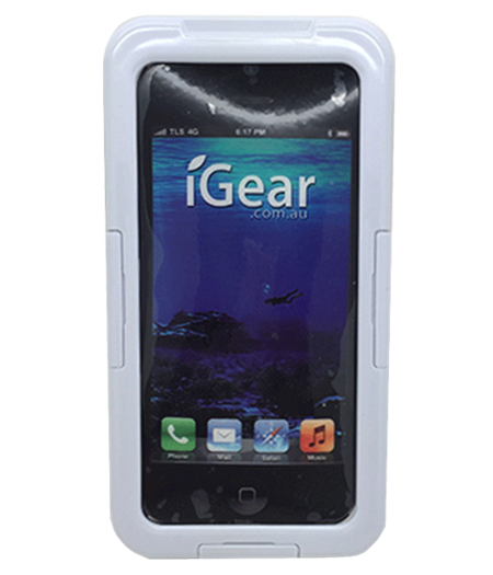 Phone Case - iPhone 6 - Waterproof - White