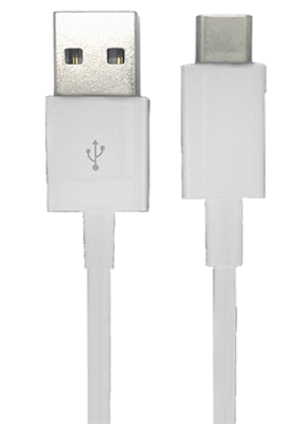 Cable Charge/Sync - 1m - Type C - White
