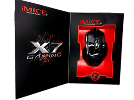 Buy Mouse Gaming Prime - X7 in NZ.