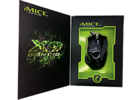 Mouse Gaming Prime - X9