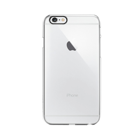 PHONE CASE - iPhone 6Plus - TPU - TRANSPARENT
