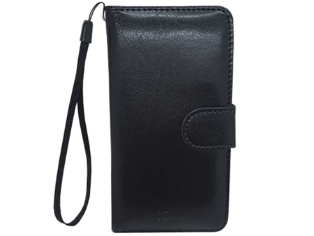 Phone Case - iPhone 6 - Leather - Folio - Black